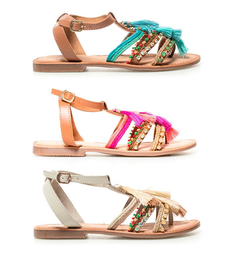 Sandalias de piel Gioseppo