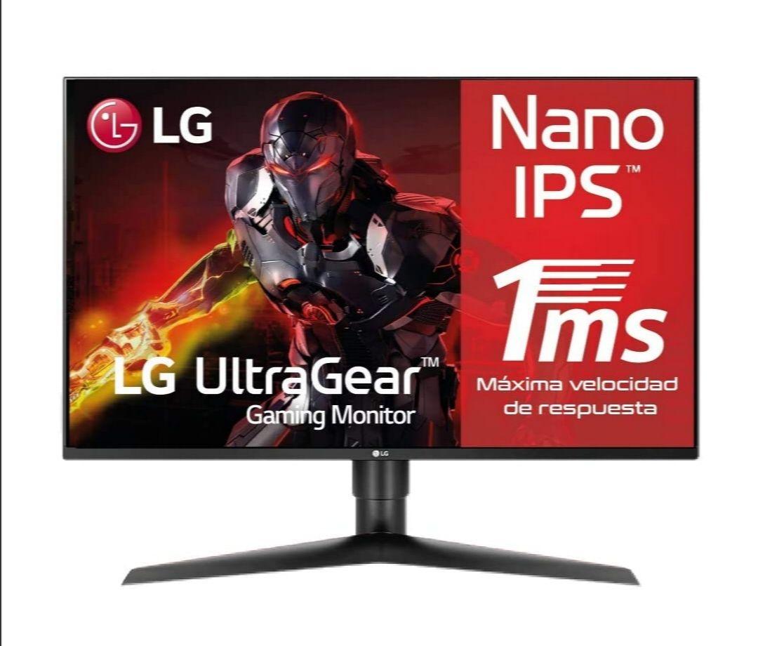 "LG 27GL850-B - Monitor Gaming de 27"" QHD"