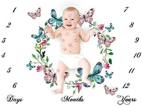 Manta para fotos de bebés. Otro modelo por 3.99 en descripción