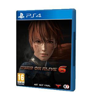 Dead or Alive 6 para PS4