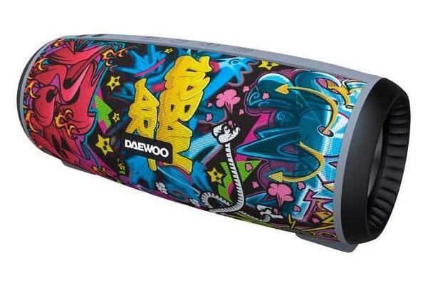 Altavoz Bluetooth Daewoo DBT-10