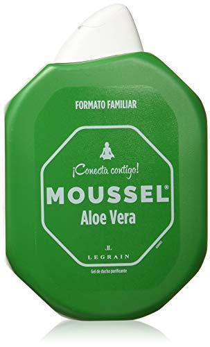 Moussel, Gel y jabón (Aloe vera) - 900 ml.
