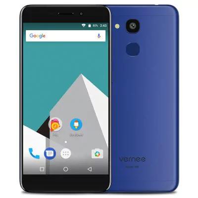 Vernee M5 4G Smartphone 32GB ROM  -  BLUE