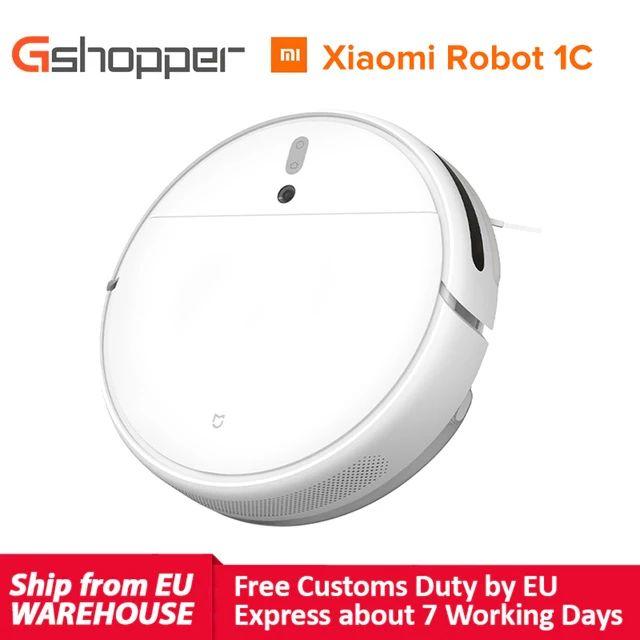 Xiaomi Mijia Robot Vacuum Cleaner 1C por 163€