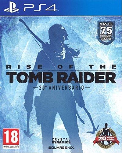 PS4 Rise of the Tomb Raider: 20 aniversario