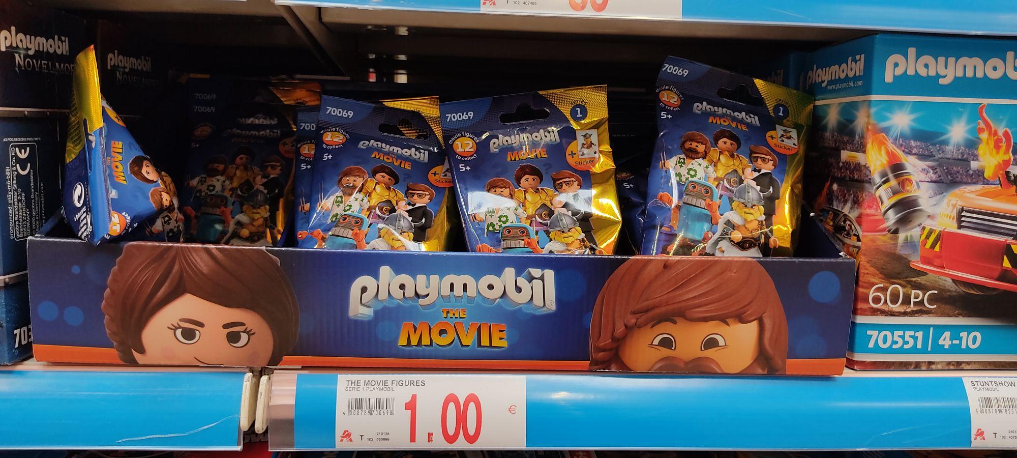 Sobre sorpresa Playmobil the movie