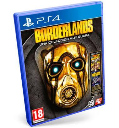 Borderlands: Una Colección Muy Guapa PS4