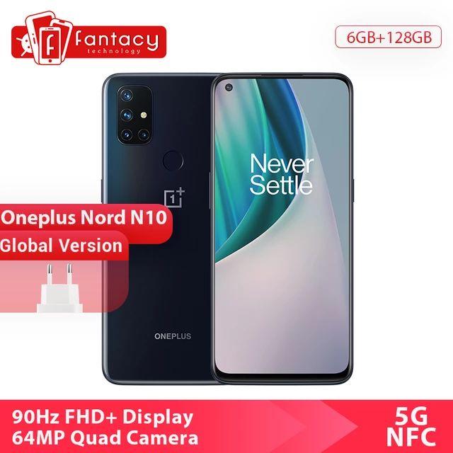 OnePlus Nord N10 5G de 6+128GB