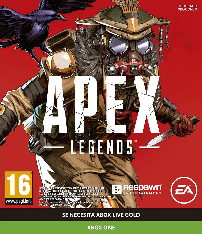 XBOX ONE: Apex Legends (Ed. Bloodhound) por sólo 0,99€