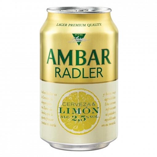 Cervezas Radler (Alcampo)