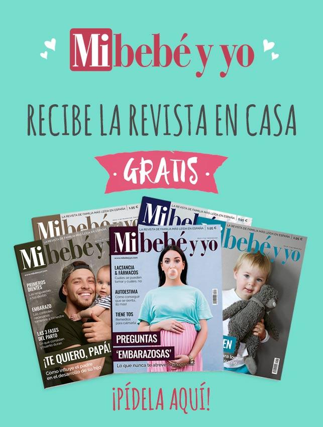 Revistas Gratis en Casa (Mi Bebé y Yo)