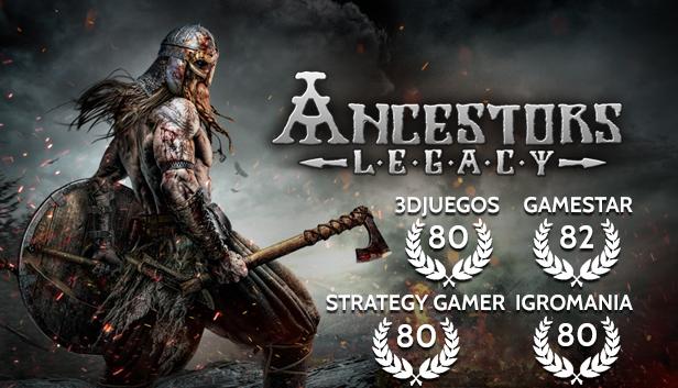 Ancestors Legacy 7,49€ @ STEAM