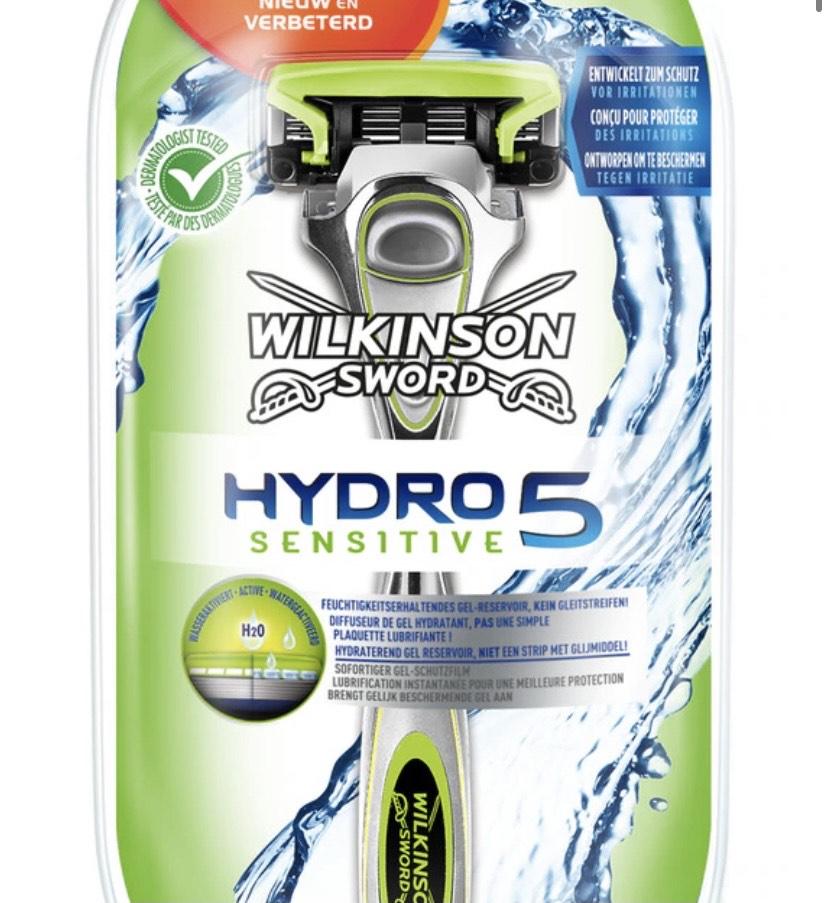 WILKINSON Maquinilla de afeitar Hydro 5 Sensitive Wilkinson