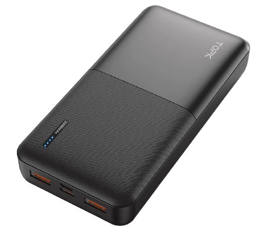 Powerbank 20000mAh 2 USB QC 3.0 solo 9.4€ (desde Europa)