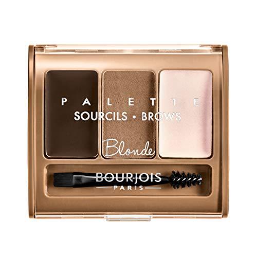 Bourjois Brow Palette Kit para cejas Tono 1 Blonde