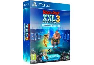 PS4 Astérix y Obélix XXL3: The Crystal Menhir (Limited Edition)