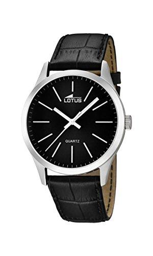 Lotus Reloj Analógico para Hombre de Cuarzo