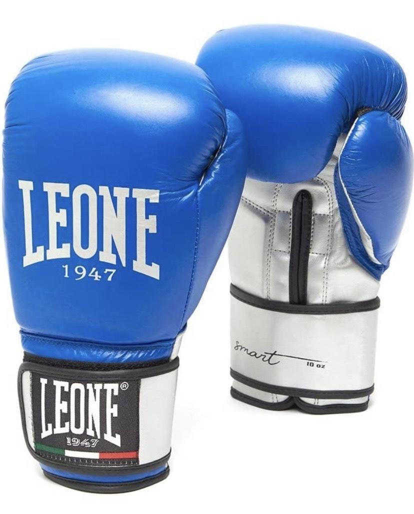Guantes de boxeo Leone oz 14
