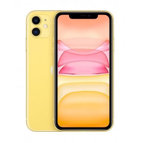 iPhone 11 64GB Amarillo y negro 559.22€ cada uno