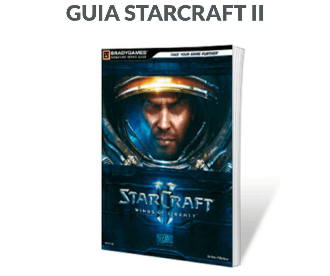 Libro guia STARCRAFT