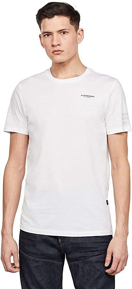 Camiseta G-Star Raw Text Slim,talla M