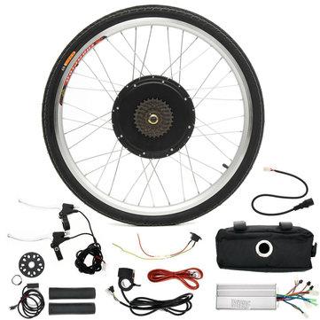 Kit de conversión de bicicleta eléctrica de 48V - Desde España