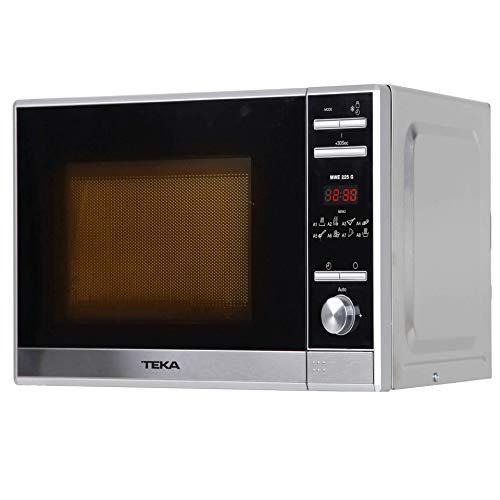 Teka - Microondas Grill, 20 Litros, 5 Niveles de potencia, 700-1000 W