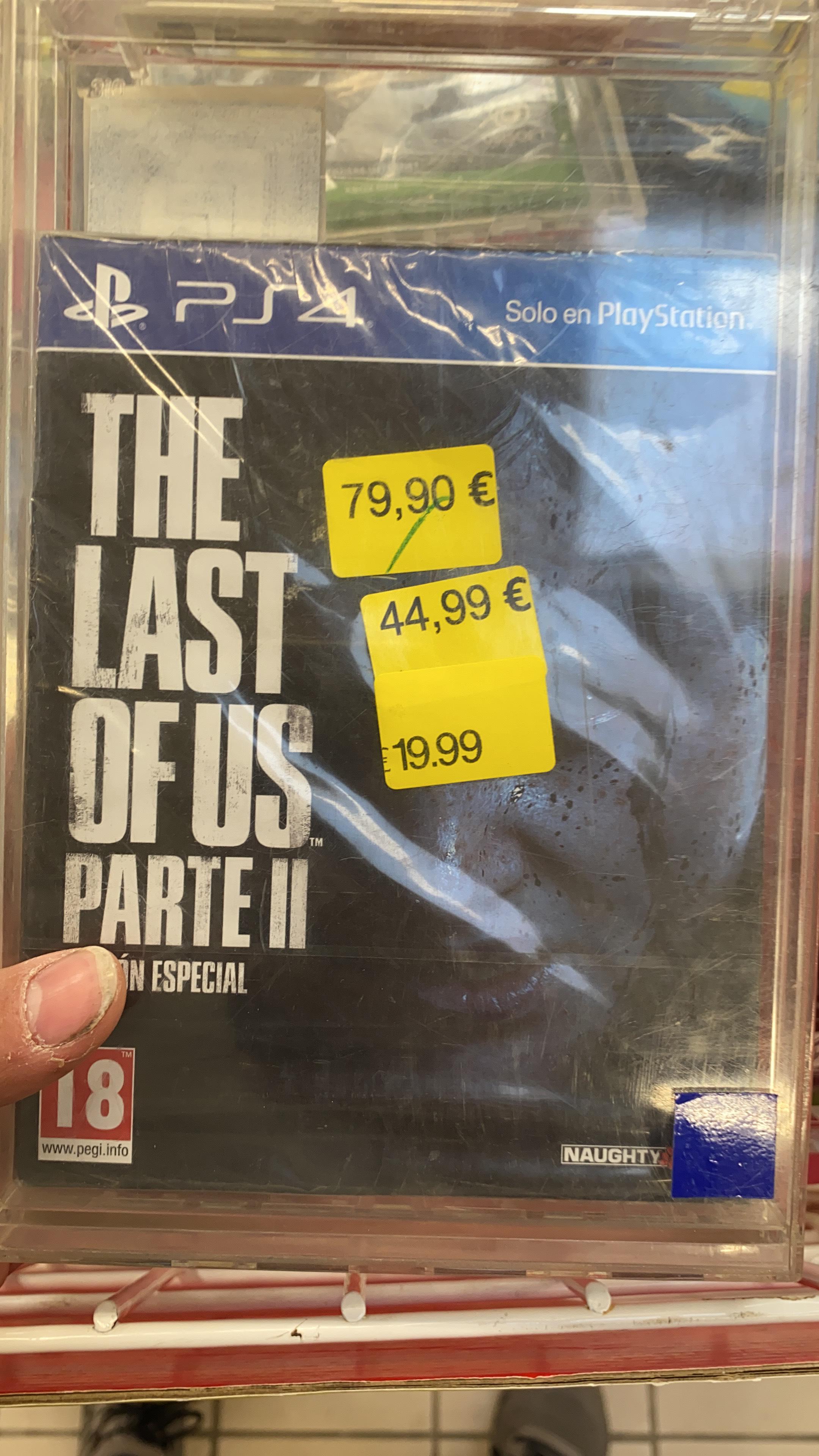 The last of us edición especial