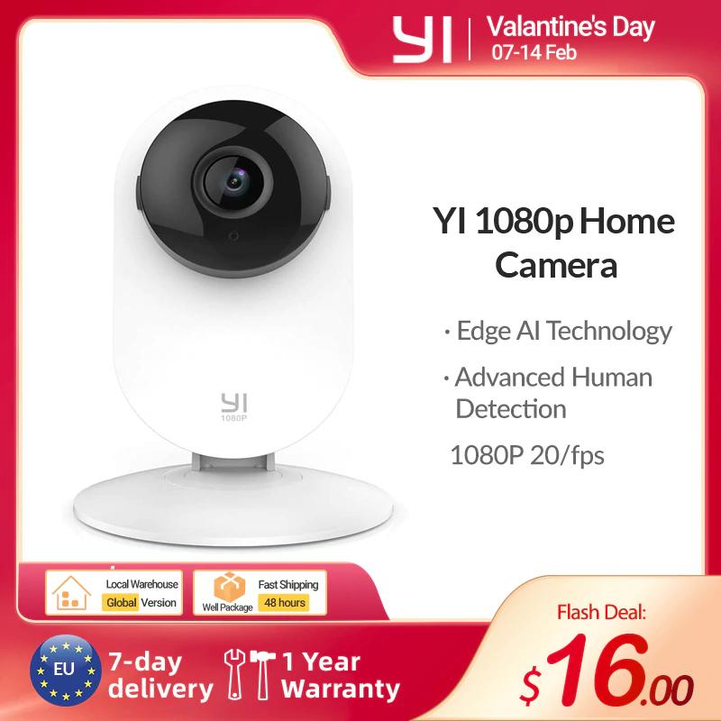Cámara Yi Home 1080p