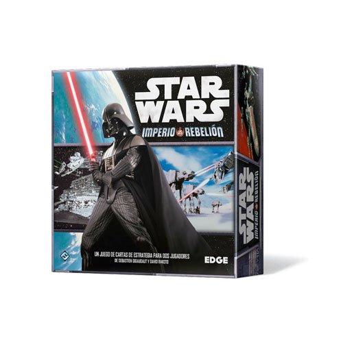 Fantasy Flight Games Star Wars - Imperio vs Rebelión