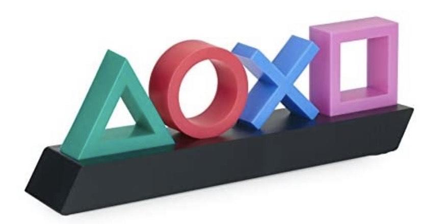 "Lámpara ""PlayStation"""