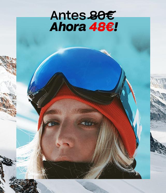 REBAJAS: Gafas de esquí y Snow de Northweek a 48€!!!