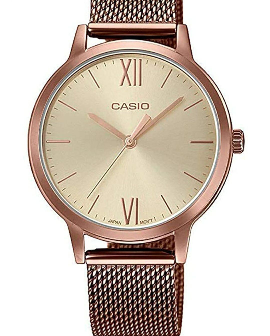 Reloj Casio mujer. Mínimo histórico!!!!