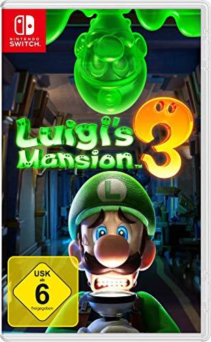 Luigi's Mansion 3 Nintendo Switch (reaco muy bueno)