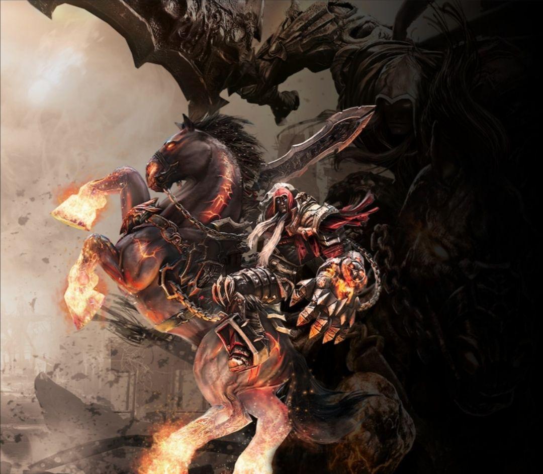 Darksiders 1+2 PS4