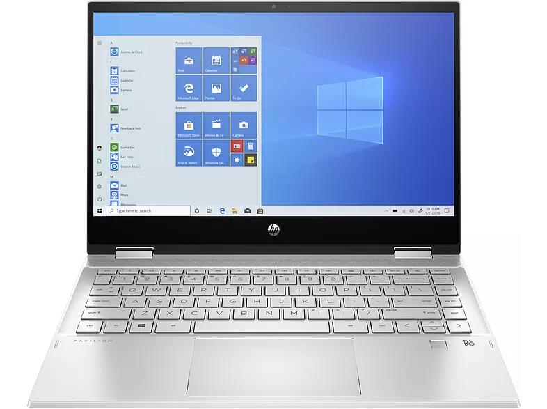"Convertible 2 en 1 - HP 14-dw1030ns, 14"" FHD, Intel® Core™ i3-1115G4, 8 GB RAM, 256 GB SSD, UHD, W10"