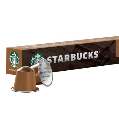 Pack 10 cápsulas Starbucks u Otros Packs (AlCampo)