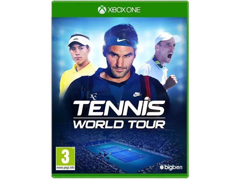 Tennis World Tour para XBOX ONE en Mediamarkt