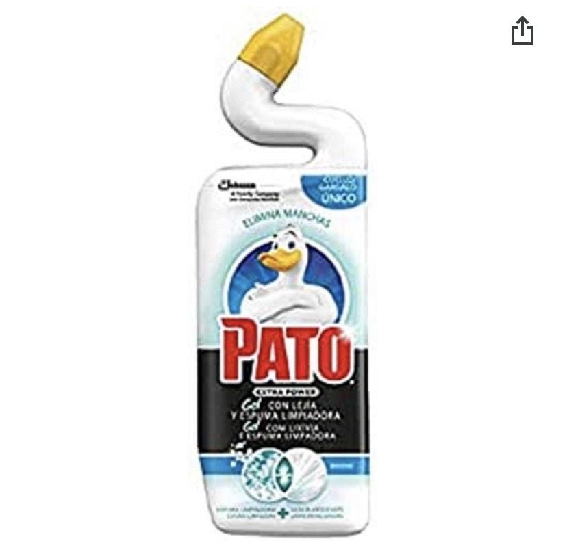 Pato - WC Power Lejía fragancia Marine