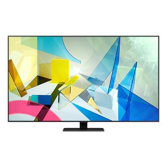 "SAMSUNG TV Q80T QLED 214cm 85"" 4K Smart TV (2020)"