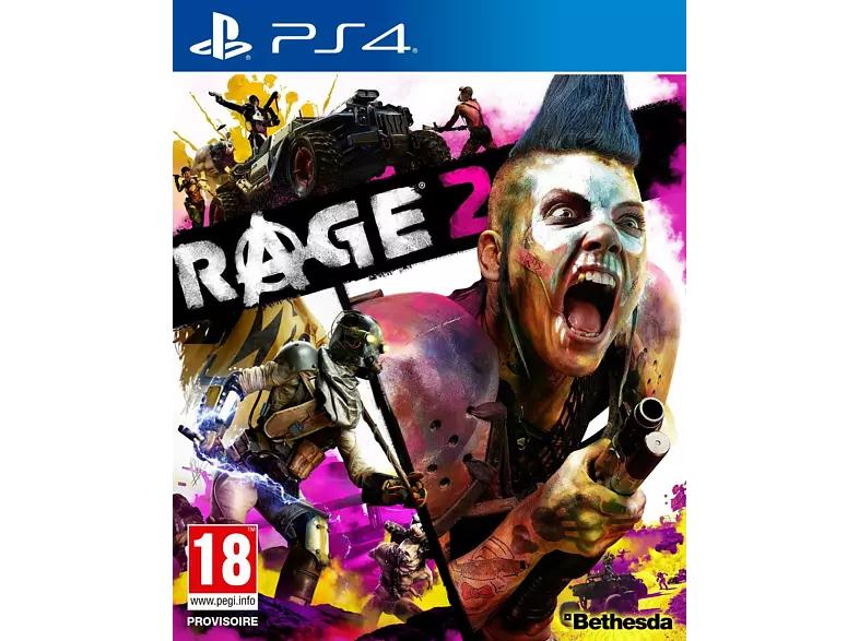 PS4: Rage 2 por sólo 9,99€