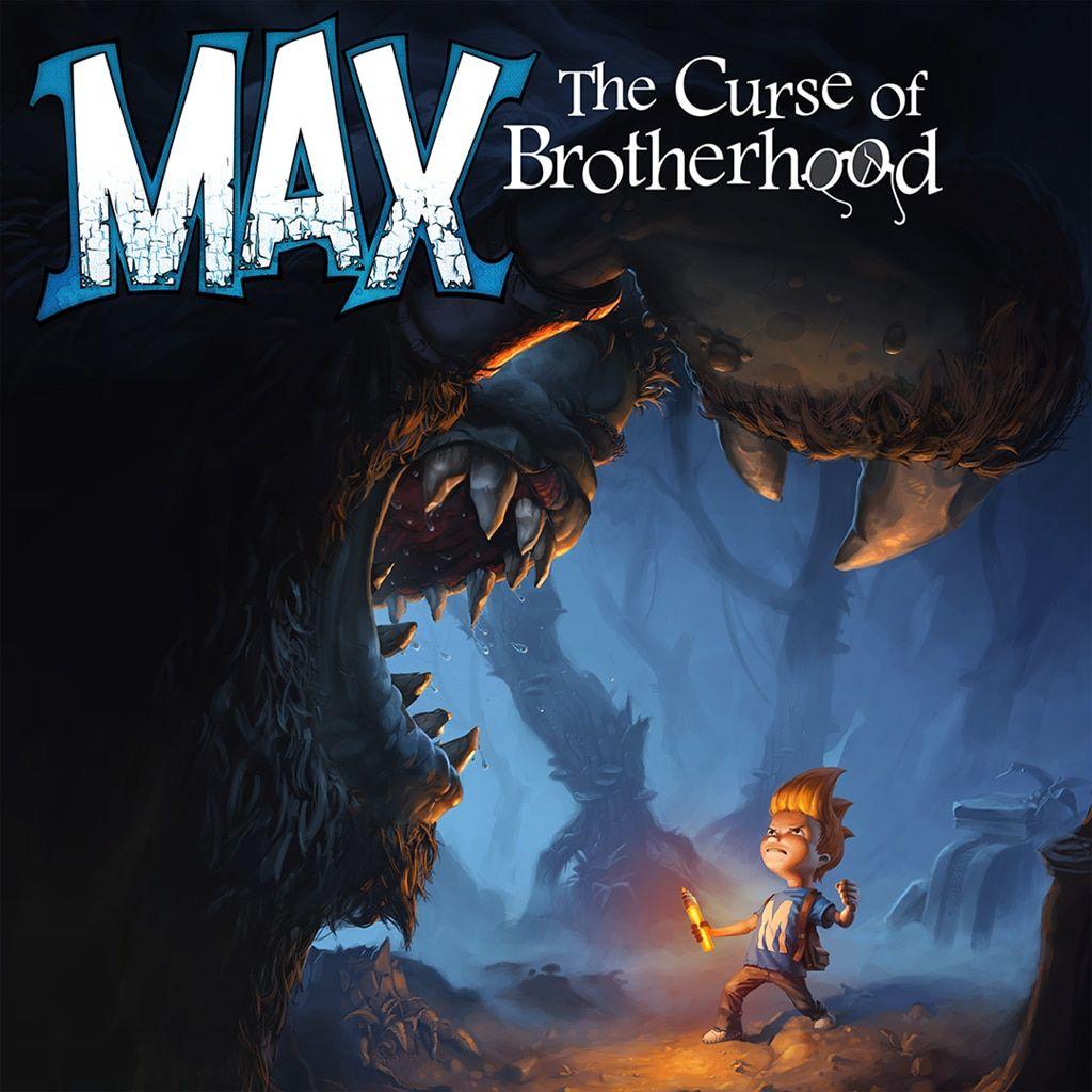 Ofertita eShop Max: The curse of Brotherhood