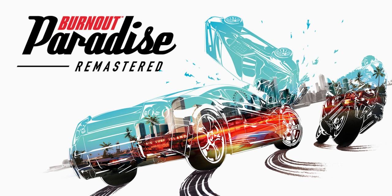 Burnout Paradise Remastered - Nintendo Switch (eshop de Sudáfrica)