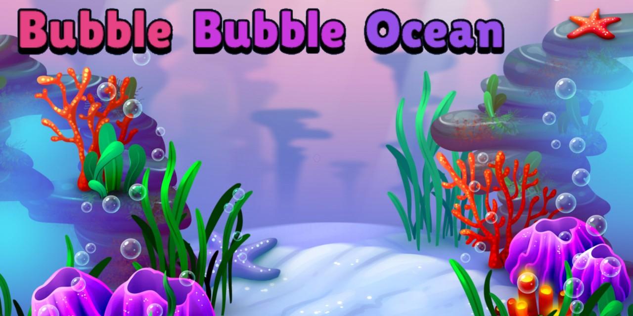 Videojuego Bubble Bubble Ocean, para Nintendo Switch.