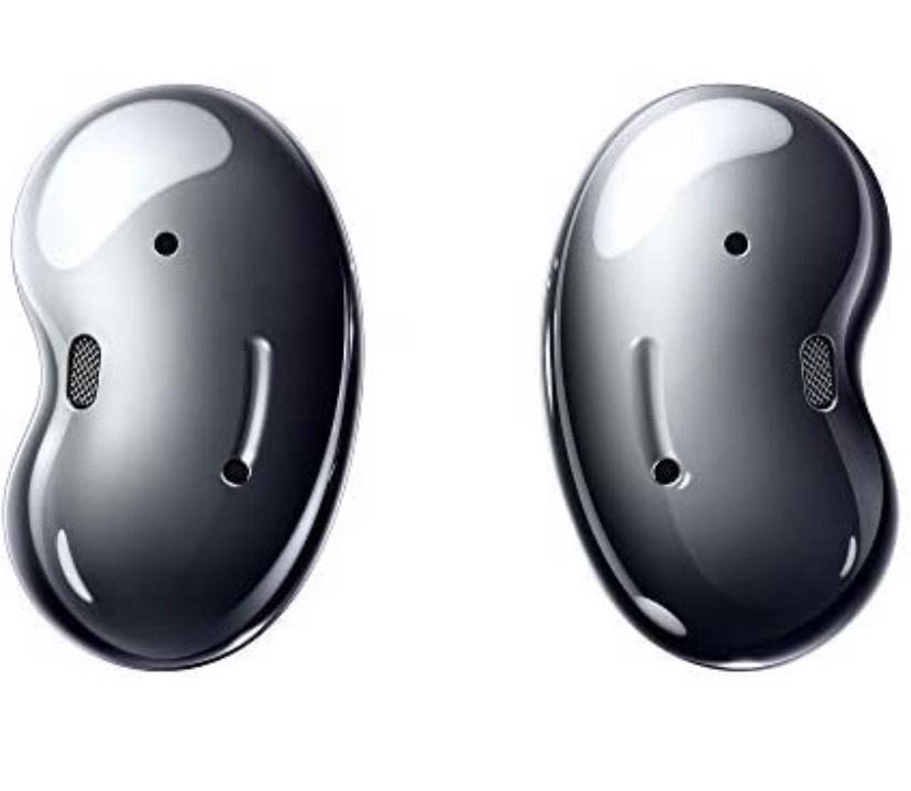 SAMSUNG Galaxy Buds Live - Auriculares Bluetooth inalámbricos I 3 micrófonos I Tecnología AKG I