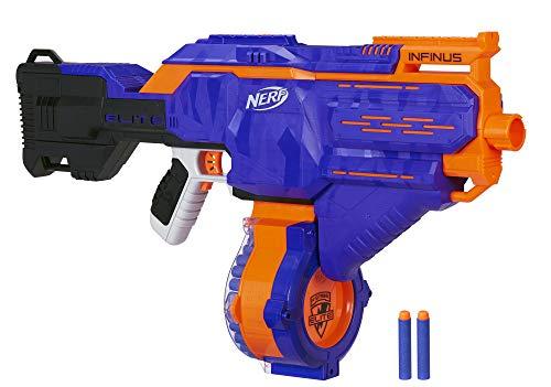 Pistola Nerf N-Strike Elite Infinus
