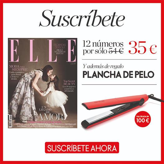 Revista Elle + Corioliss C1 de regalo