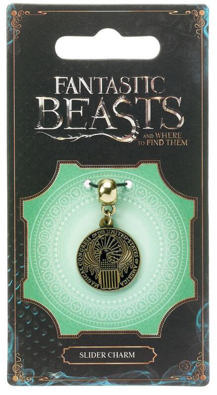 Colgante charm Harry Potter Animales Fantásticos Congreso Mágico y más