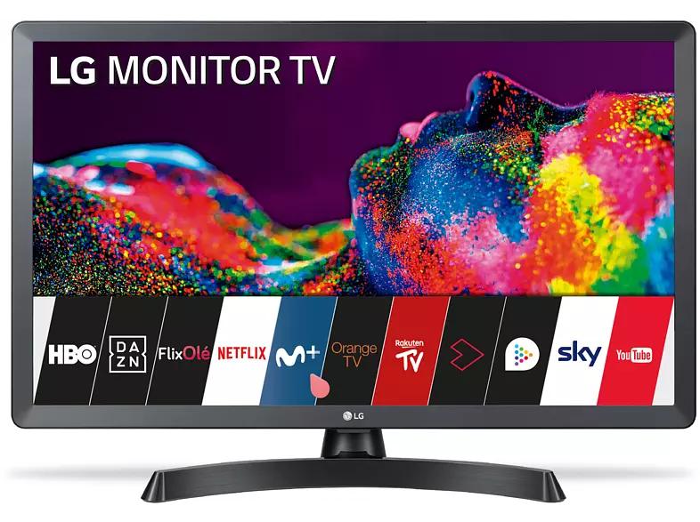 MEDIA MARKT hasta un 25% de DTO en Productos LG. MONITOR LG TV 24 pulgadas