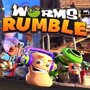 STEAM :: Juega Gratis Worms Rumble (fin de semana)
